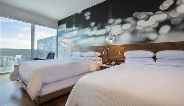 Suite doble Hotel Krystal Urban Guadalajara Guadalajara